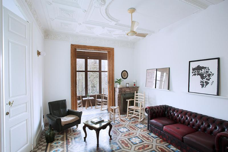 location appartement Central Barcelona Casa C