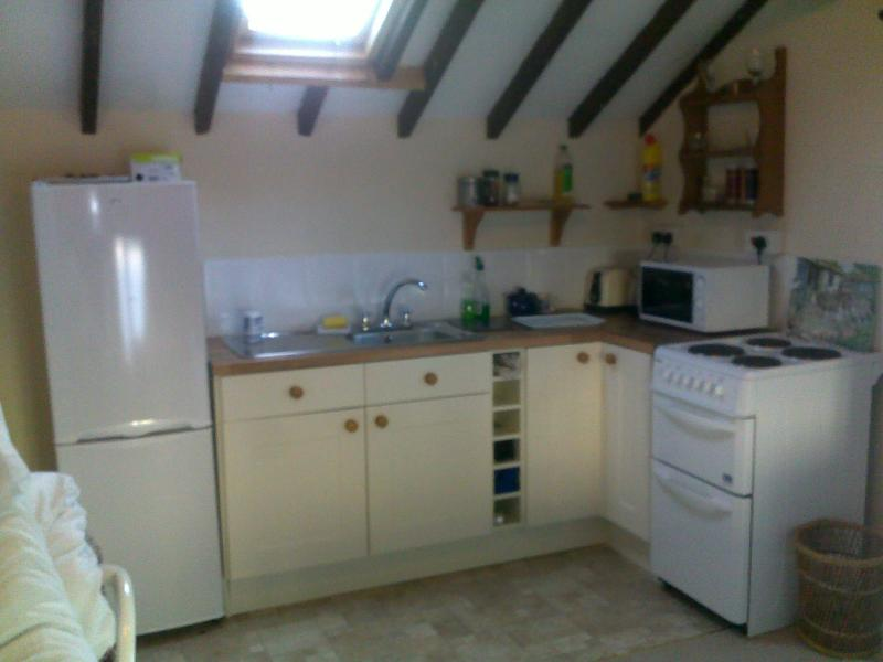 Halkyn Mountain Studio Apartment - Y Lloft, holiday rental in Rhosesmore