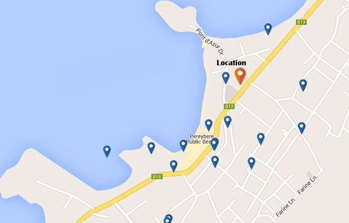 Location / notre localisation