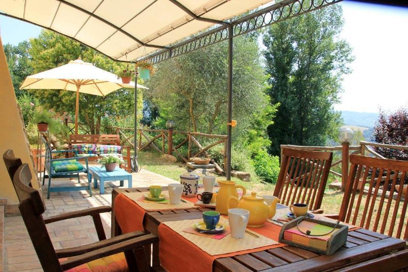 Cottage Sabina countryside near Rome, holiday rental in Ponzano Romano