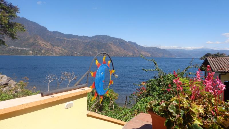 Luna Azul Casita, San Pedro La Laguna. Guatemala, vacation rental in Lake Atitlan