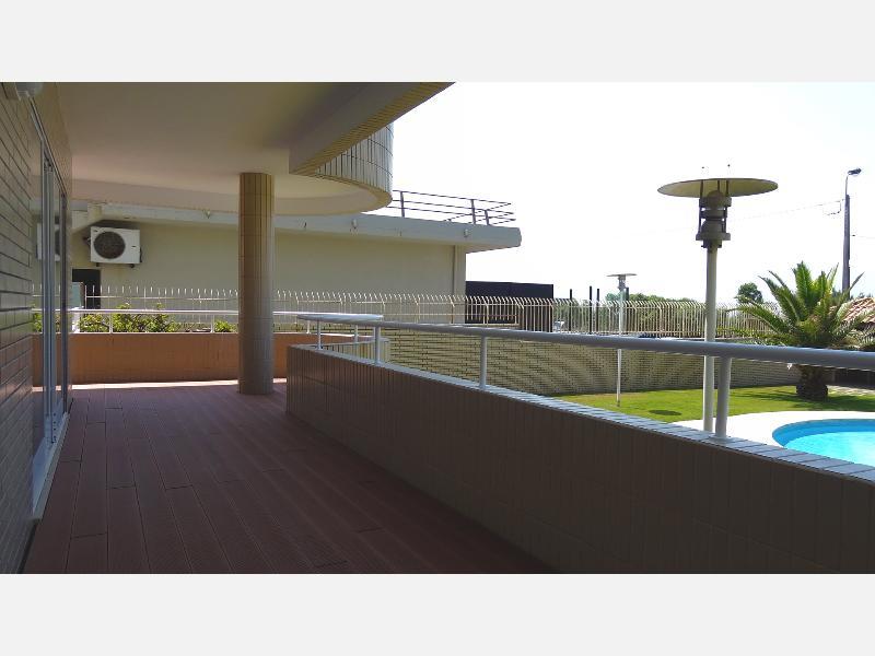 Private Exterior deck