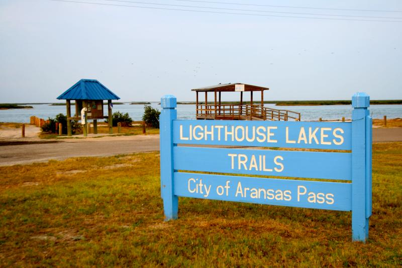 Lighthouse Lakes Trails - Great Kayaking & Fishing