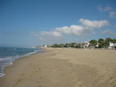 Beaches of comarruga_2