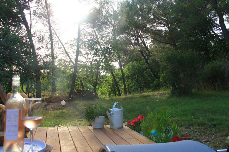 Les Rajols de Fuveau, holiday rental in Mimet