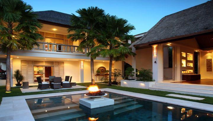 Villa Nalina - View Pool