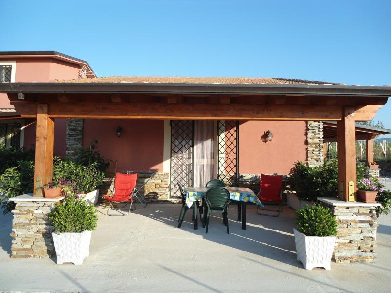 Case Vacanze Longo-Villetta mare/campagna (Blu), vacation rental in Balestrate