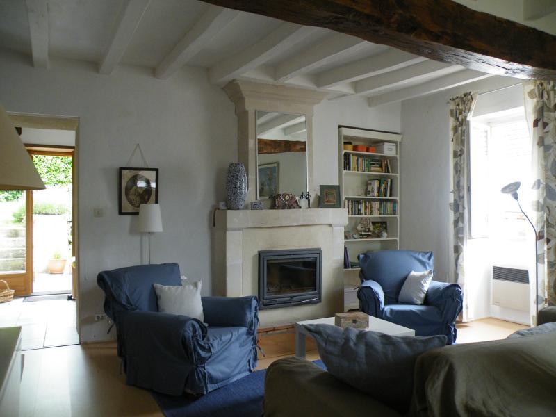 HOMELY GITE 3* IN THE LOIRE VALLEY, vacation rental in La Chapelle-sur-Loire