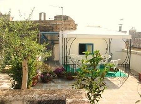 Appartamento Otranto 3 a 7 persone, holiday rental in Sogliano Cavour