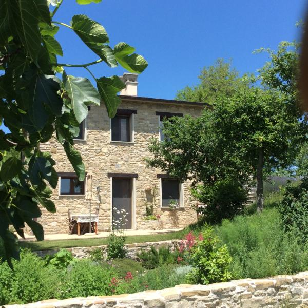Cabraldi #Magnolia, holiday rental in Sant'Agata Feltria