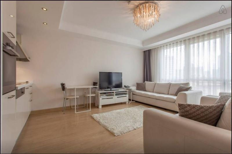 So Chiq 1+1 Flat in Istanbul, holiday rental in Princes' Islands