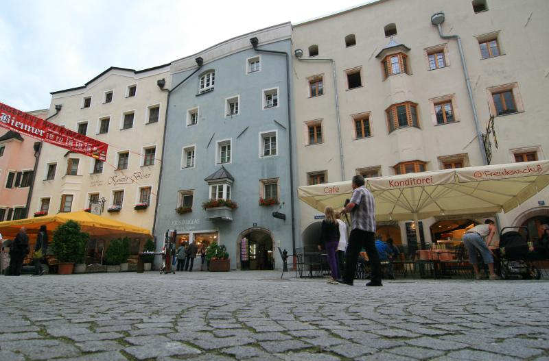 Apartment Rattenberg, holiday rental in Alpbach