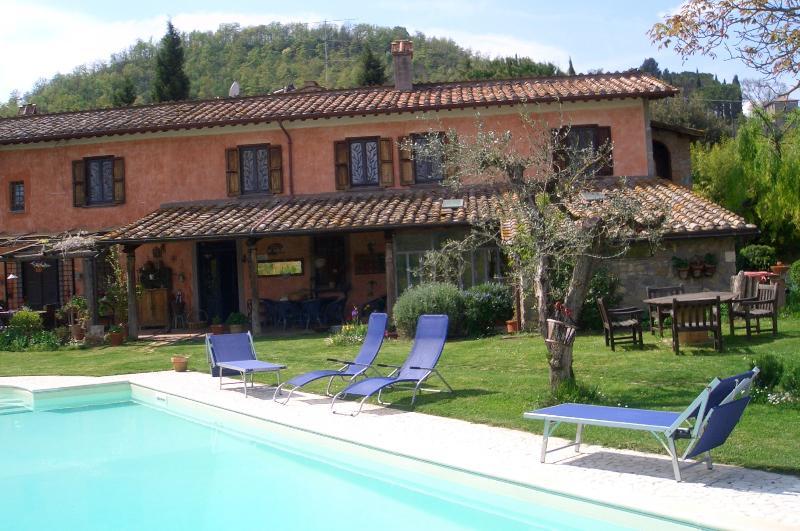 Casale Hortensiae, vacation rental in Bassano in Teverina