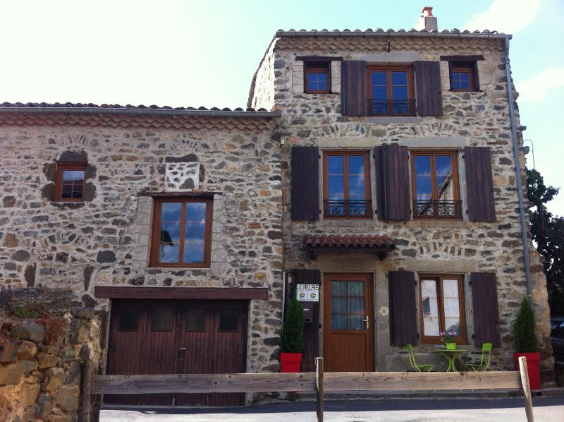 Le Relais, holiday rental in Saugues