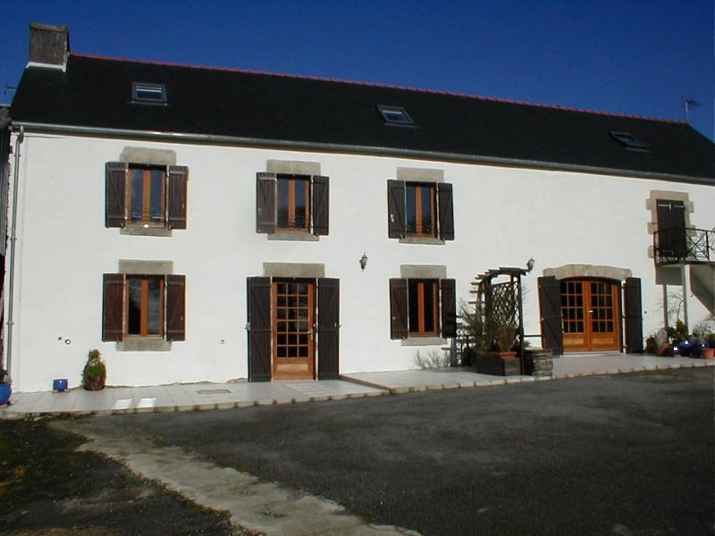 The  old  stables, vacation rental in Briec