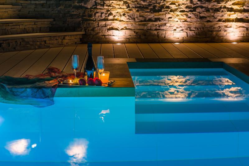 Luxury villa near sea for rent in Hvar