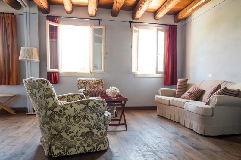 Appartamento La Bigatéra - soggiorno