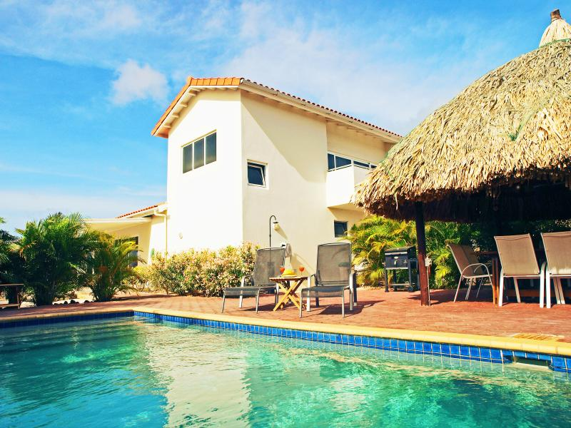 CUROYAL Holiday rental villa near beach – semesterbostad i Curaçao