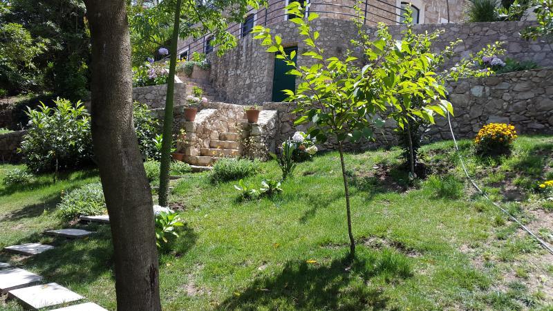 Jardin d'hôtes