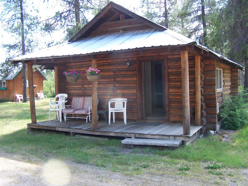 Swan Valley Centre Cabins - Doc's Log, alquiler de vacaciones en Condon