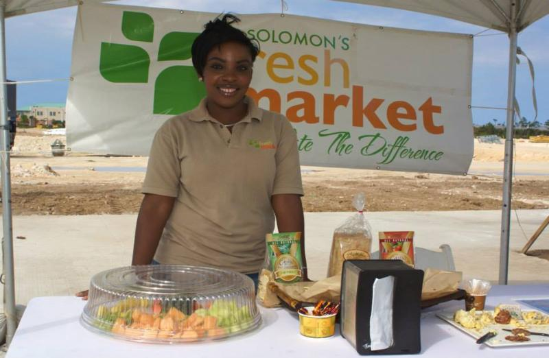 Fresh groceries available daily