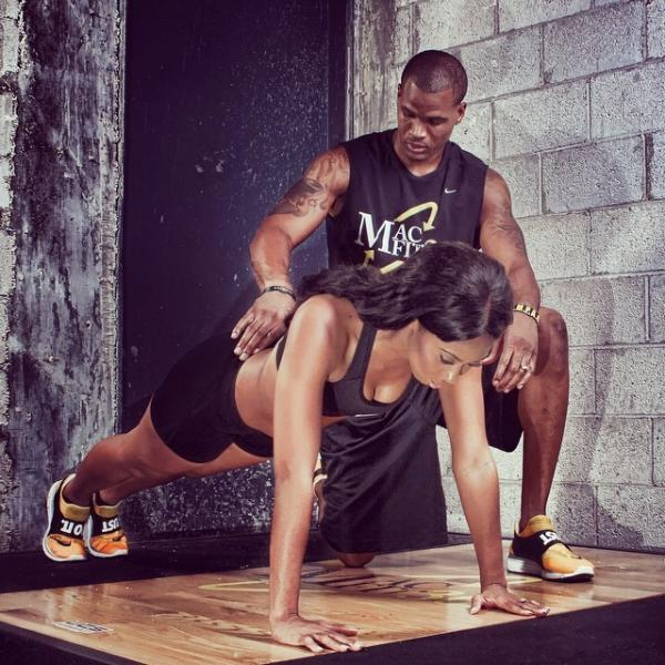Beach bootcamp and or personal training with MacFit