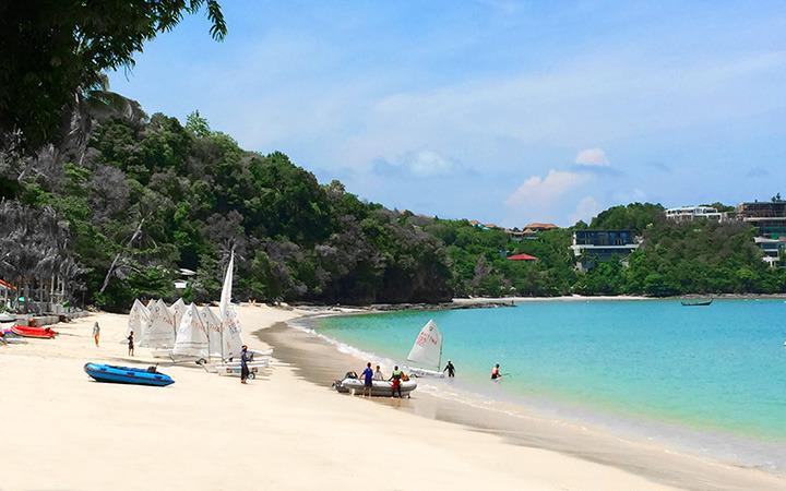 Watersports galore at Phuket's No.1 beach just 5 mins away, open 365 days a year