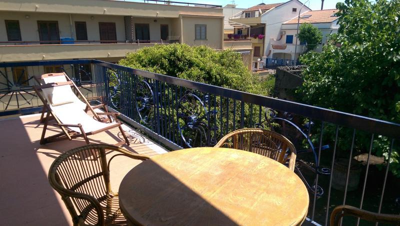 Casa 'Zio Filippo', holiday rental in Mascali