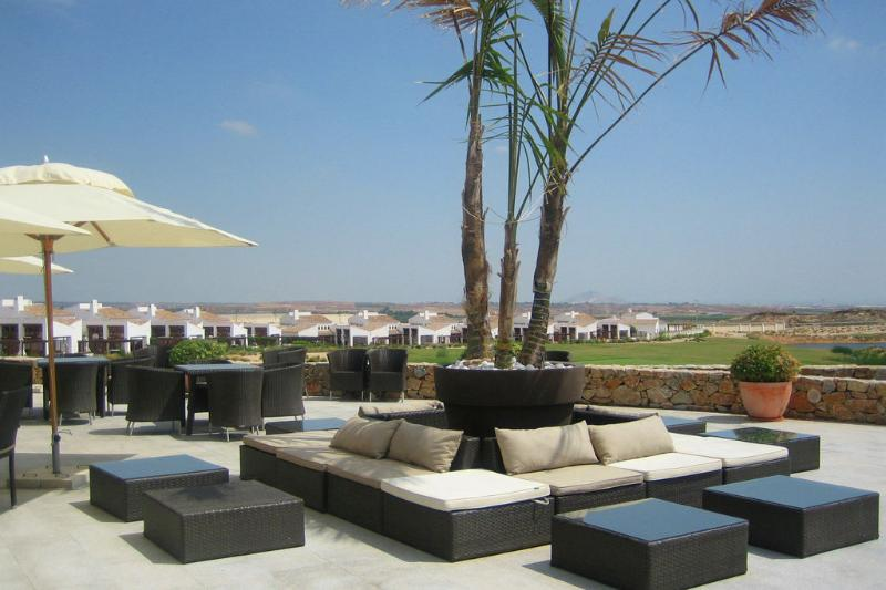 Restaurant and Bar 100 Meters from Villa