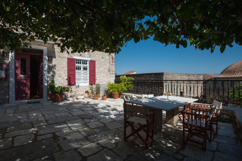 Casa Vecchia Nafplio, aluguéis de temporada em Mycenae