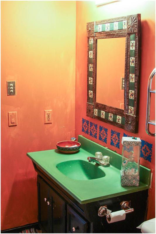 Upstairs Bathroom w/shower