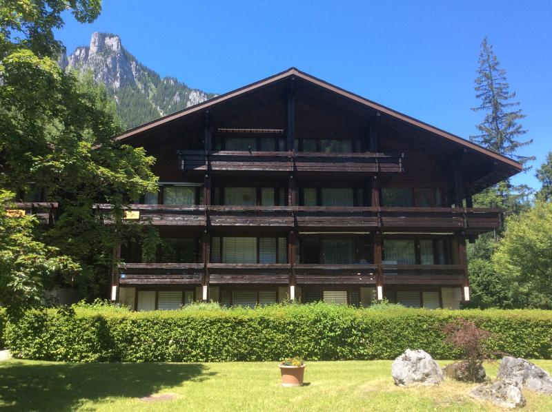 1½ Zimmer-Wohnung in Ferienzentrum Wiriehorn, alquiler vacacional en Heubach