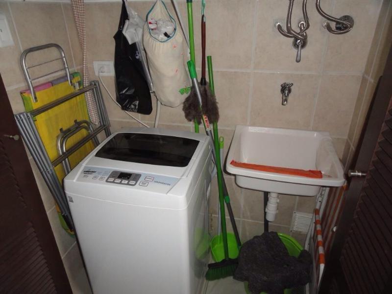 Area de lavanderia