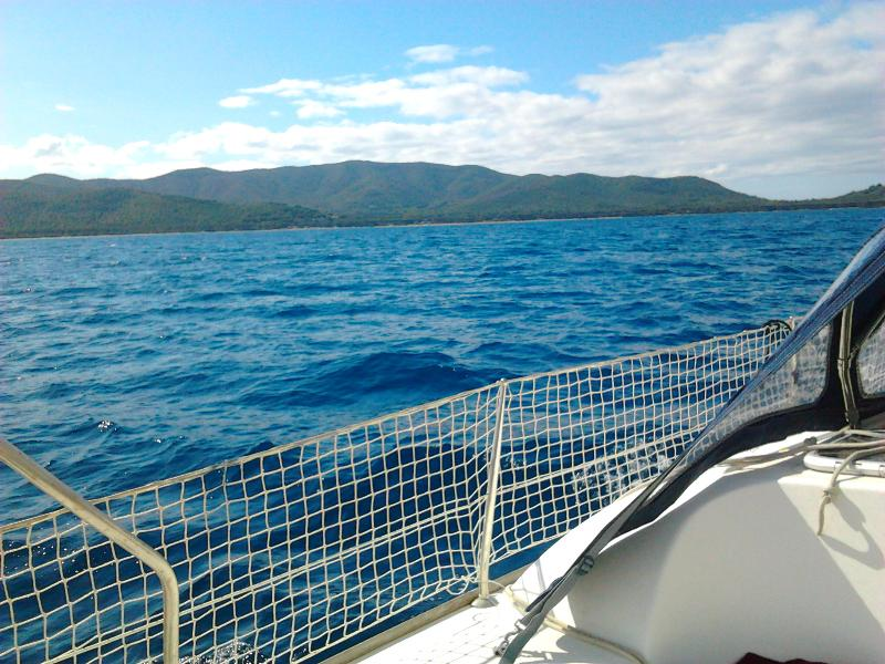 In navigazione lungo le coste toscane