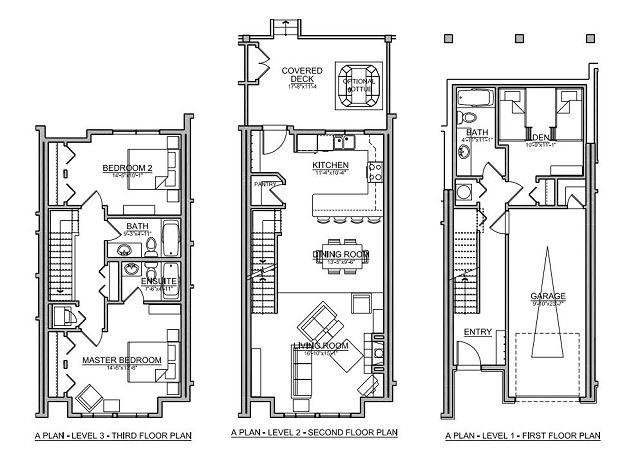 Grizzly Ridge Trail Floor Plan