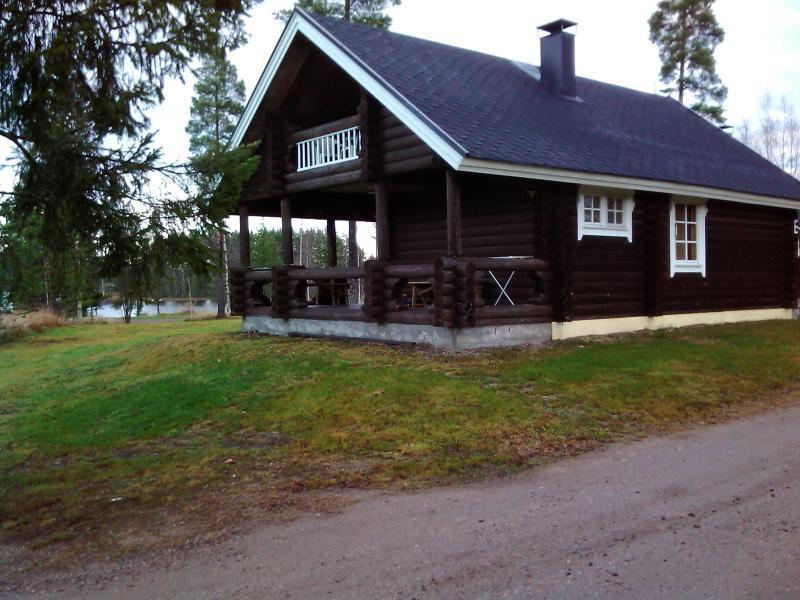 Cottage E entrance