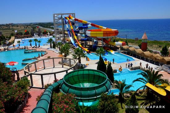 aquapark is only 10 minutes away