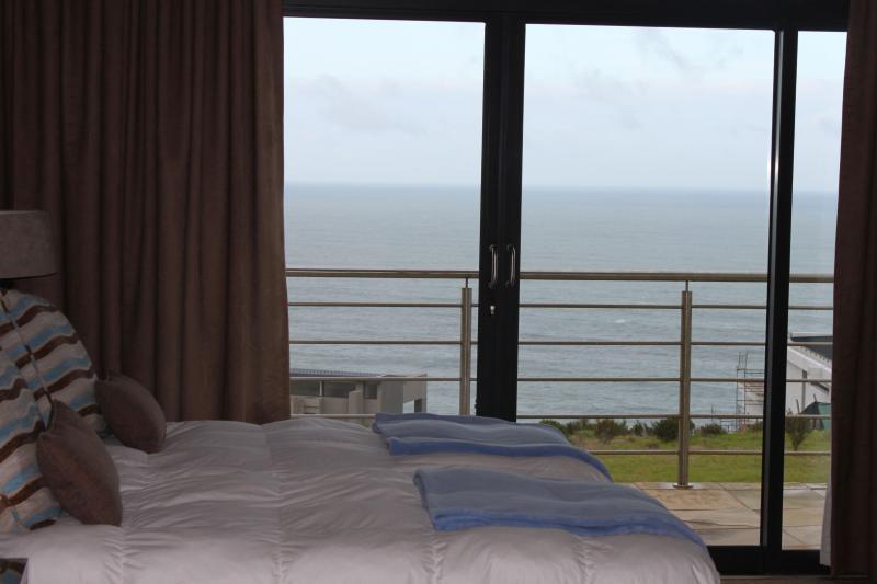 Uitzicht vanaf de 3e slaapkamer