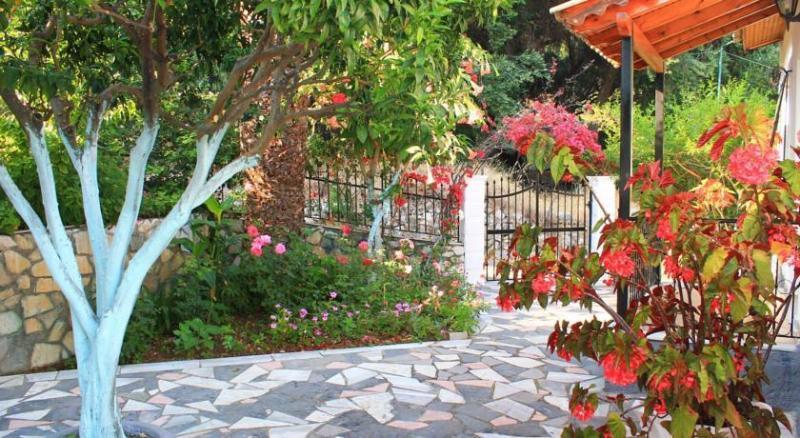 ULISSE STUDIO ROOM 1 PALEOKASTRITSA, vacation rental in Paleokastritsa