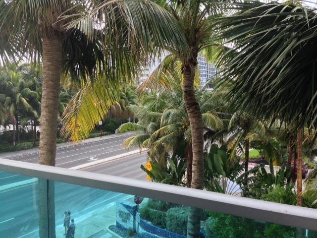 vue balcon (côté nord, 3e étage)