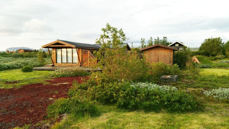 Holiday cottage at Þingvellir