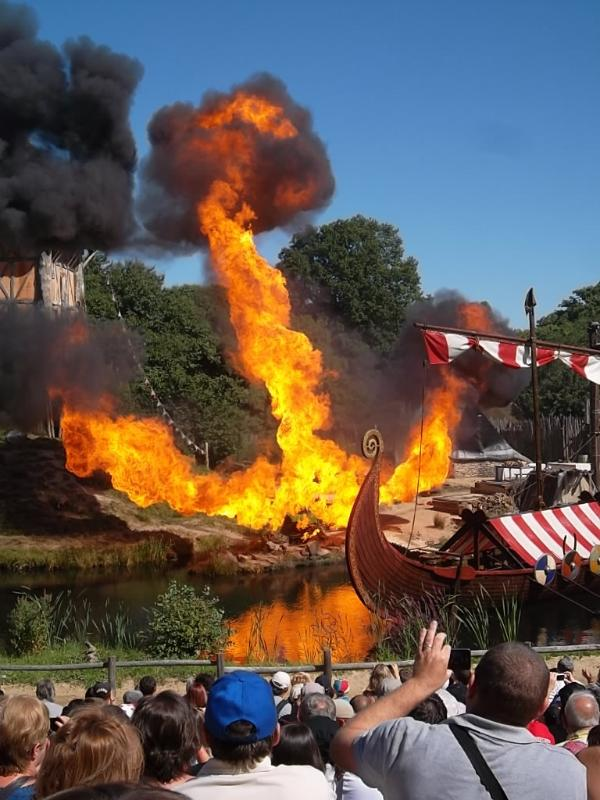 Puy Du Fou - a truly amazing experiance, check out the website