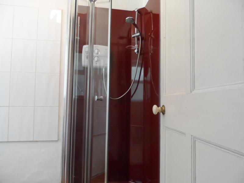 New shower 2015