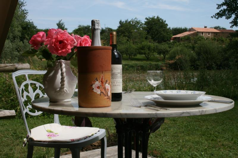 Peony Lodge, vacation rental in Vendee