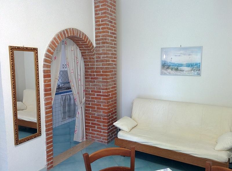Beach Front House in Gaeta #1, vacation rental in Gaeta