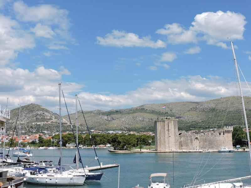 Hostel Marina Trogir - View from the sea view bedroom