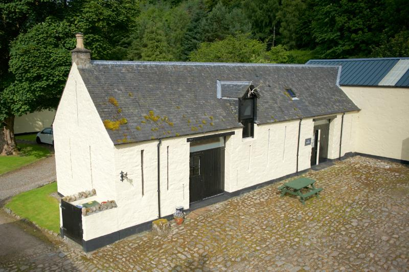 the granary, holiday rental in Invermoriston