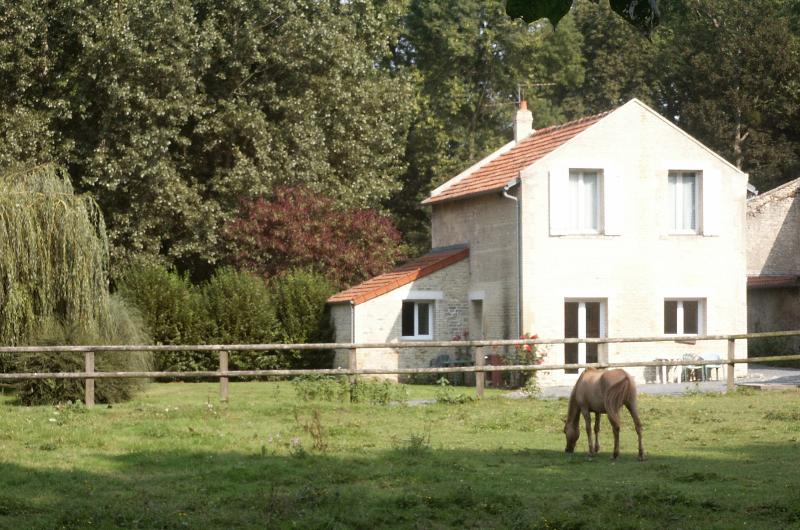 Eurogite du Val dOdon – semesterbostad i Caen