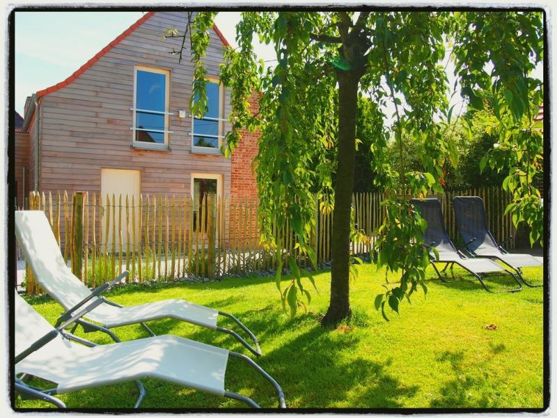 Gîte rural 'L'Archipel' complètement neuf, vacation rental in Flobecq