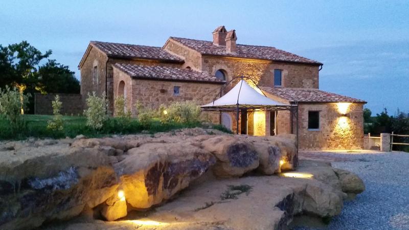 VILLA IL GELSO, vacation rental in Pienza